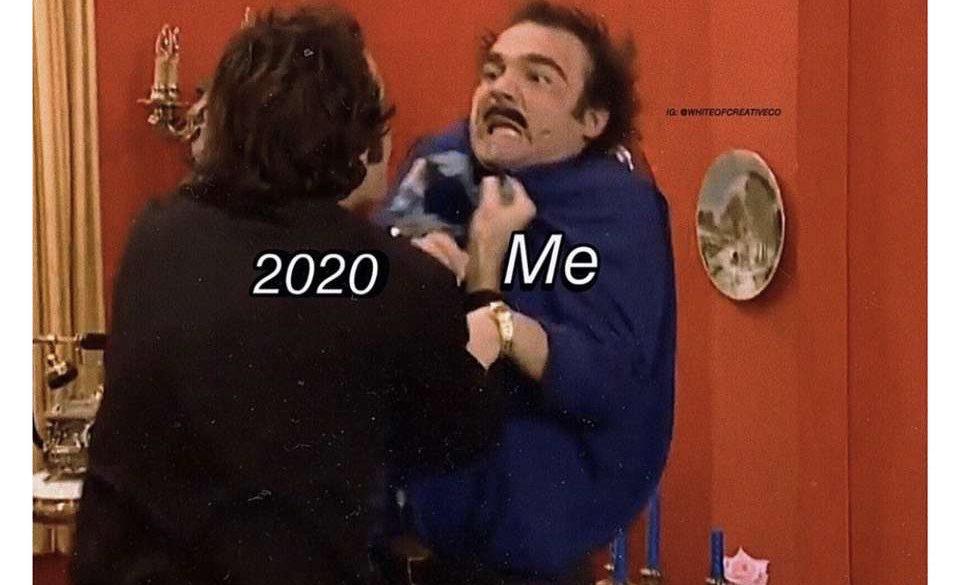 过年七天乐 冲进刀山火海的2020